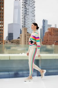 Croatian brand VENA candy debuted at New York Fashion Week