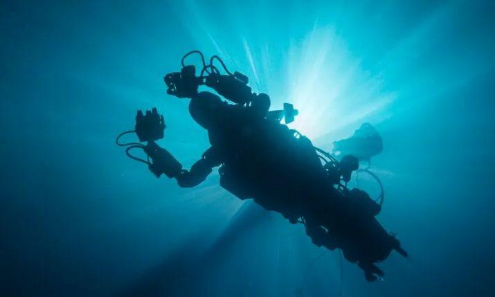 Underwater drone Blucy to start first research in Split