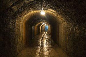 Underground Tunnels in Croatia- Zagreb and Pula-8