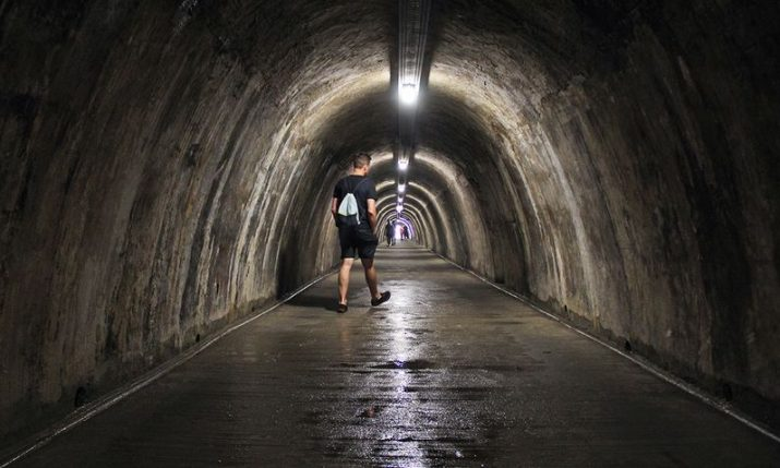Underground Tunnels in Croatia: Zagreb and Pula