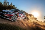 WRC Croatia Rally begins