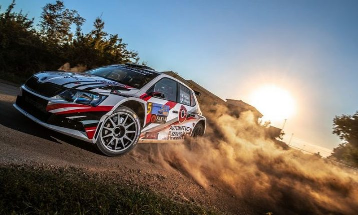 WRC Croatia Rally begins