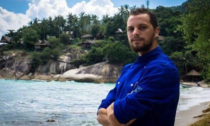 Talented Croatian chef helping build wells in Uganda
