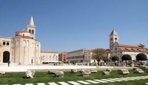 Zadar on Croatia's Dalmatian coast will host the Final Eight tournament of the Futsal Champions League