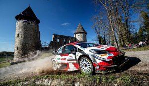 WRC Croatia Rally Day three winners