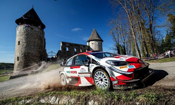 WRC Croatia Rally: Ogier/Ingrassia win by 0.6 seconds in scintillating finish