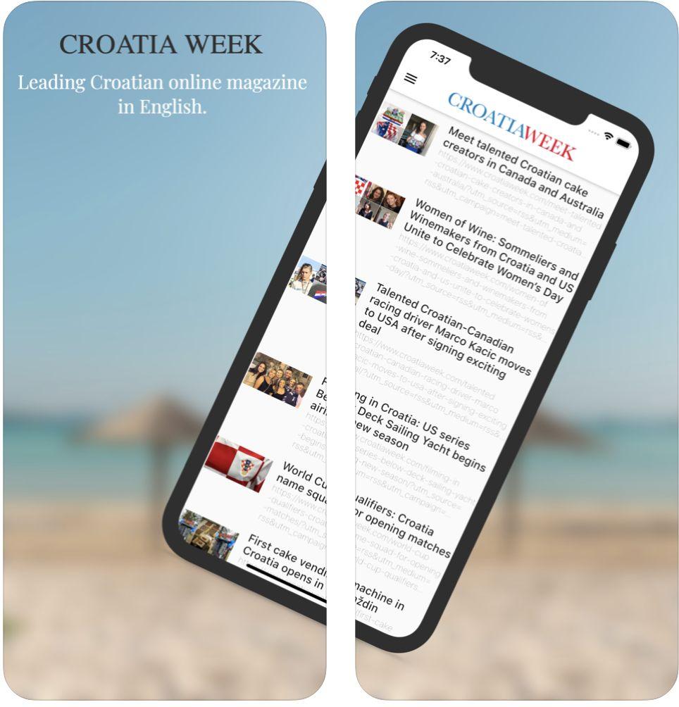 croatia week app download now