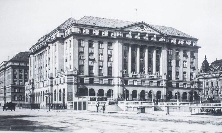 Esplanade Zagreb Hotel celebrates 96th birthday today