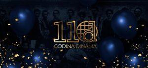 Dinamo Zagreb celebrates 110th birthday