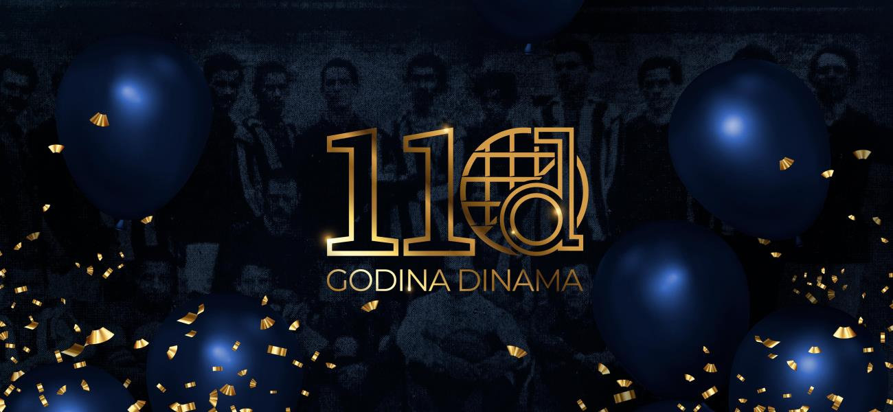 Dinamo Zagreb celebrates 110th birthday