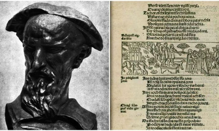 500 years since first book by a Croatian author written in Croatian language marked