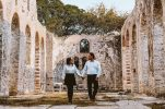 Couple attempting to be first on the planet to visit all UNESCO World Heritage Sites arrive in Croatia