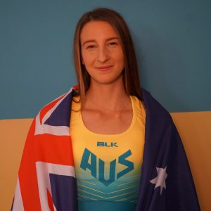 Nicola McDermott croatian Australian breaks record high jump