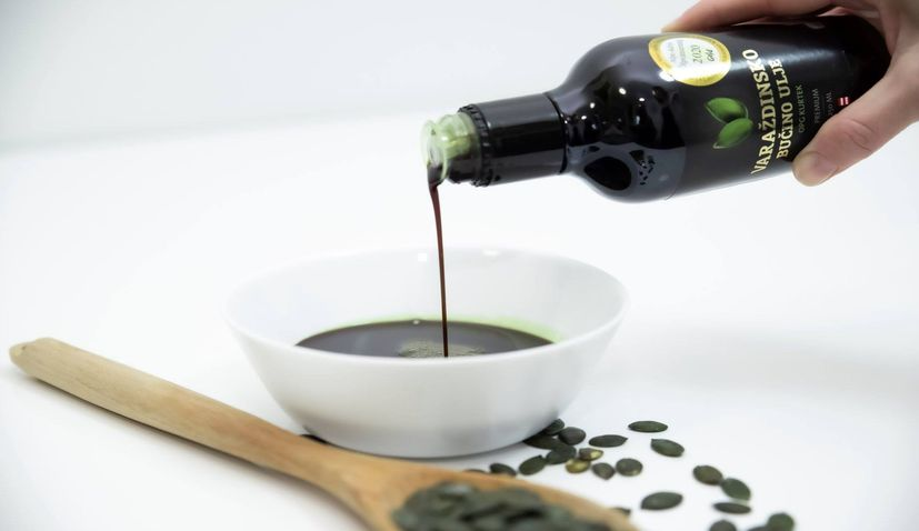 Pumpkin seed oil from Varaždin wins gold at world quality awards
