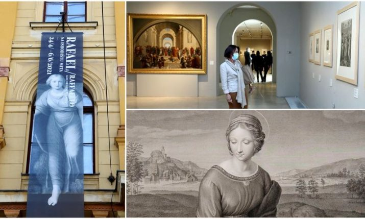 Exhibition of Renaissance great Raphael opens in Zagreb