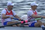 Croatia's Sinković brothers win gold at European Rowing Championships