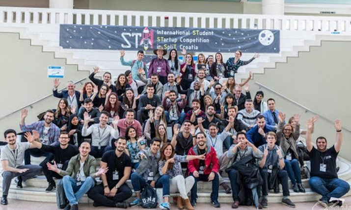 Split to host startup competition STup! for young entrepreneurs