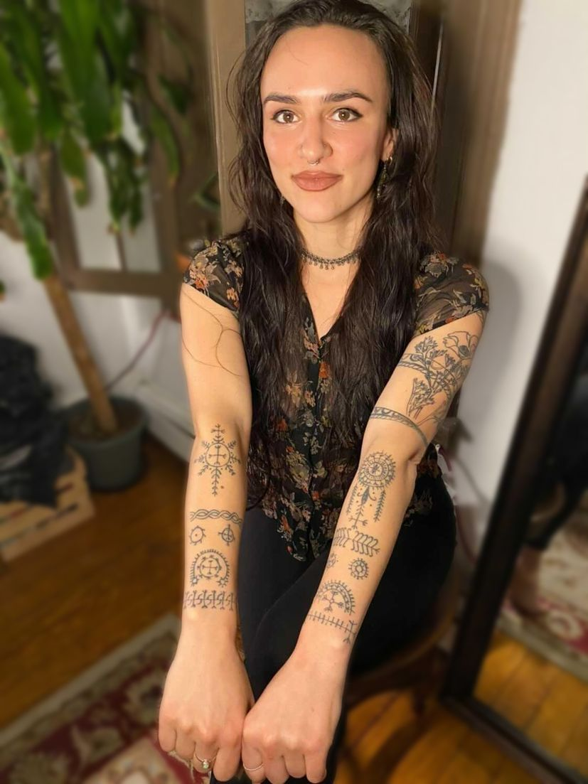 Traditional Croatian Tattoos: Should they be for sale for their aesthetics?