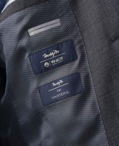 Varteks unveil first suit with antiviral coating on Croatian market