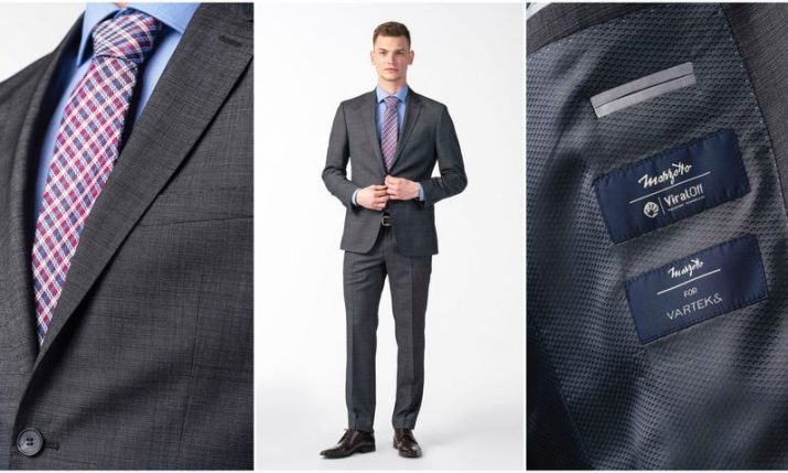 Croatia's Varteks unveils suit with antiviral coating