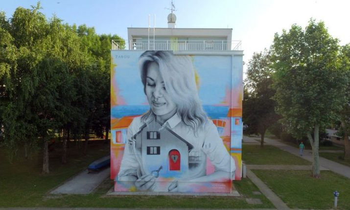 VukovArt 2021: World's best street artists coming to Vukovar