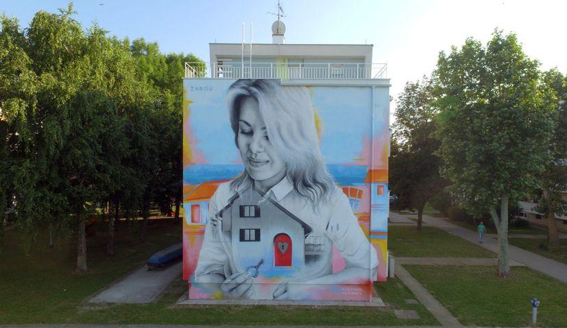 VukovArt 2021: World's best street artists coming to Vukovar