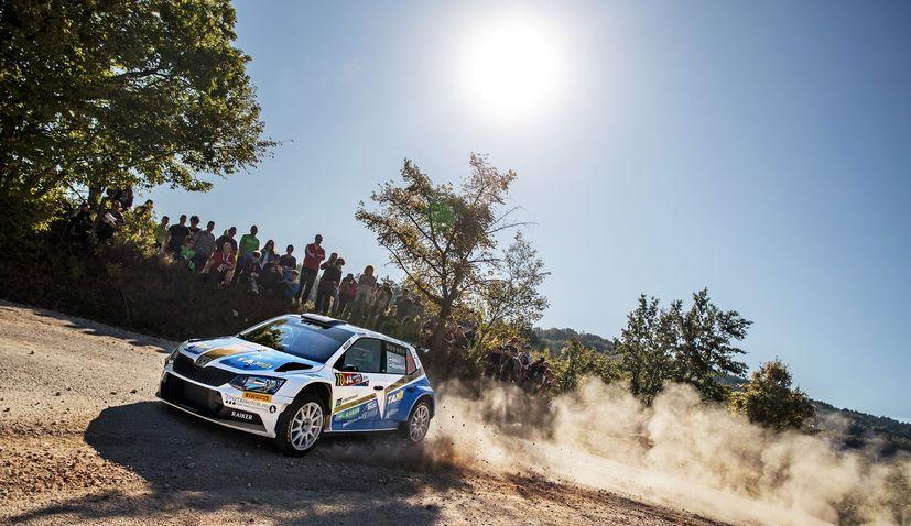 World Rally Croatia starts today