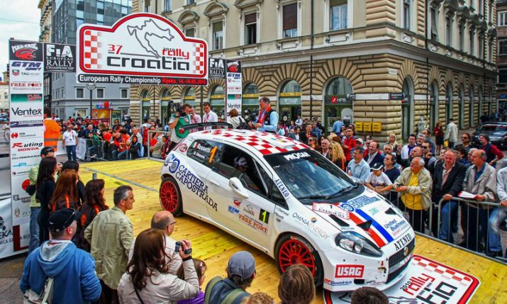 Croatia is ready – the world rally elite is coming