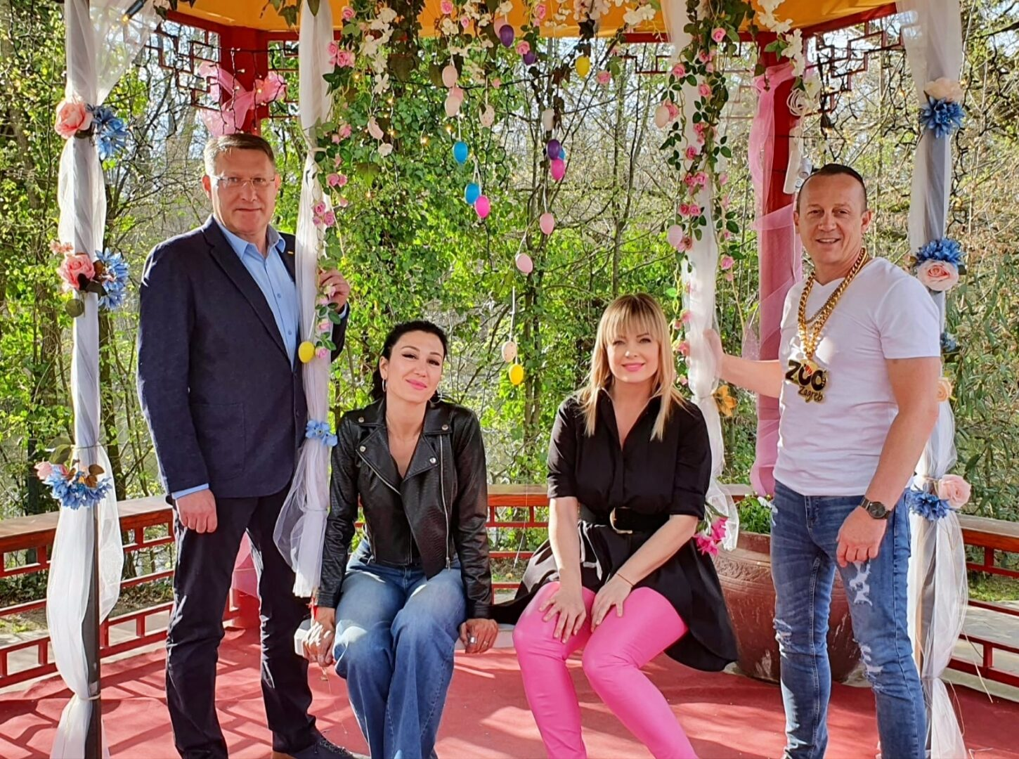 VIDEO: Zagreb Zoo gets its own anthem 'Zoo Song'