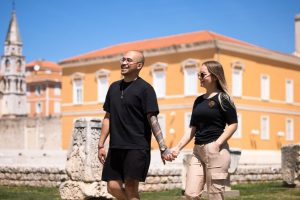 Young German couple move to Zadar: 'We have a freedom we did not have in Germany'
