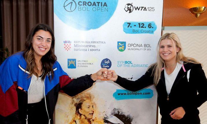 15th WTA Croatia Bol Open: Player line-up announced