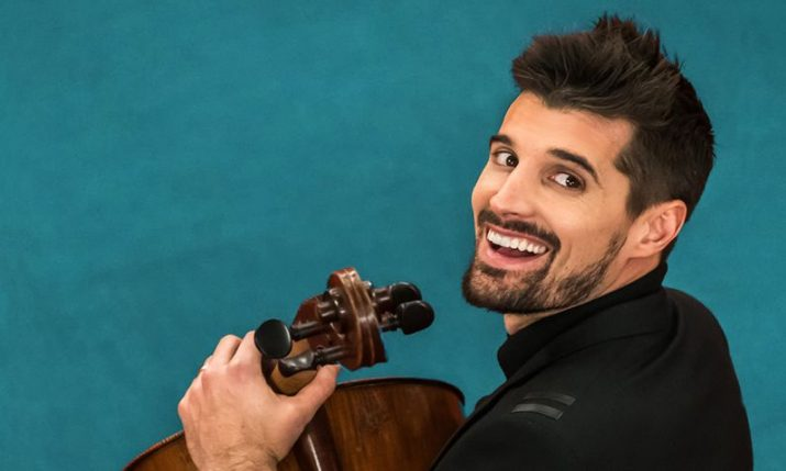 2CELLO's star Luka Šulić to perform with young prodigy pianist inOpatija