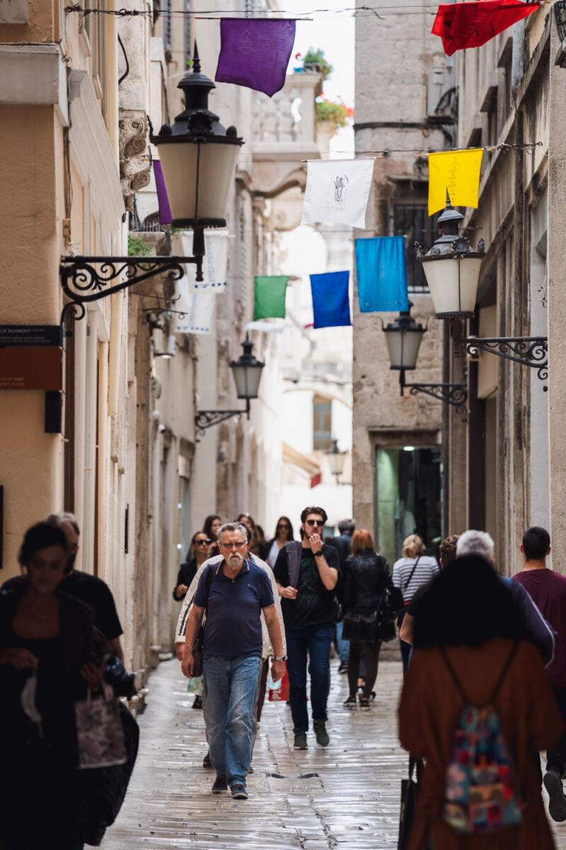 Split: Day of the City and Feast of St. Domnius marked