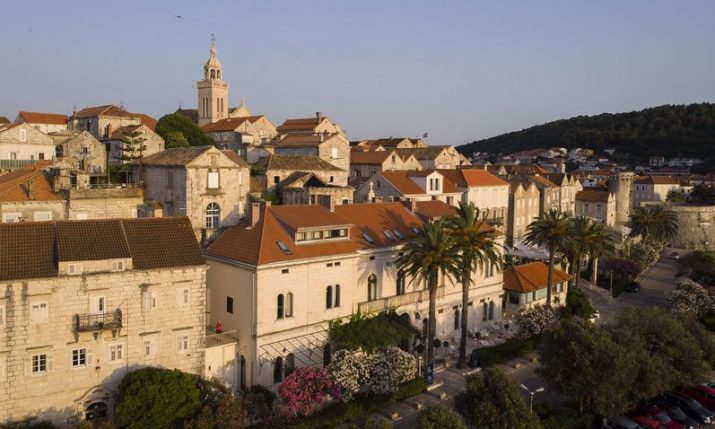 Aminess hotels open Korčula and Orebić premises