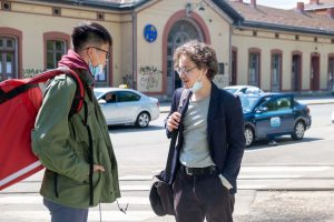 FIRST EVER CROATIAN - KOREAN FILM CRISIS recently finished with filming in Zagreb