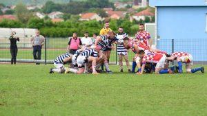 Croatian national rugby team beats the Czech Republic 36:24 in Sinj