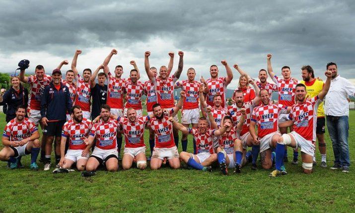 PHOTOS: Croatia rugby team beats Czech Republic in first ever match in Sinj