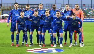 Dinamo Zagreb wins the Croatian Cupt