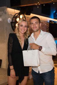 Croatian tennis stars Donna Vekić and Borna Ćorić united in unselfish goal