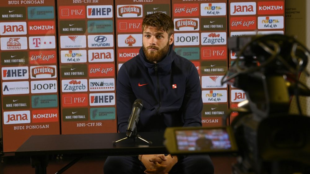 Andrej Kramarić motivated to end record season on high with Croatia at Euro 2020