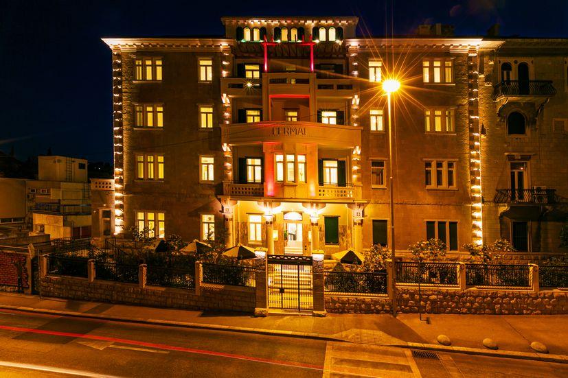 Heritage hotel Fermai: New Art Nouveau-inspired hotel opens in Split