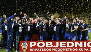 dinamo zagreb win croatian cup