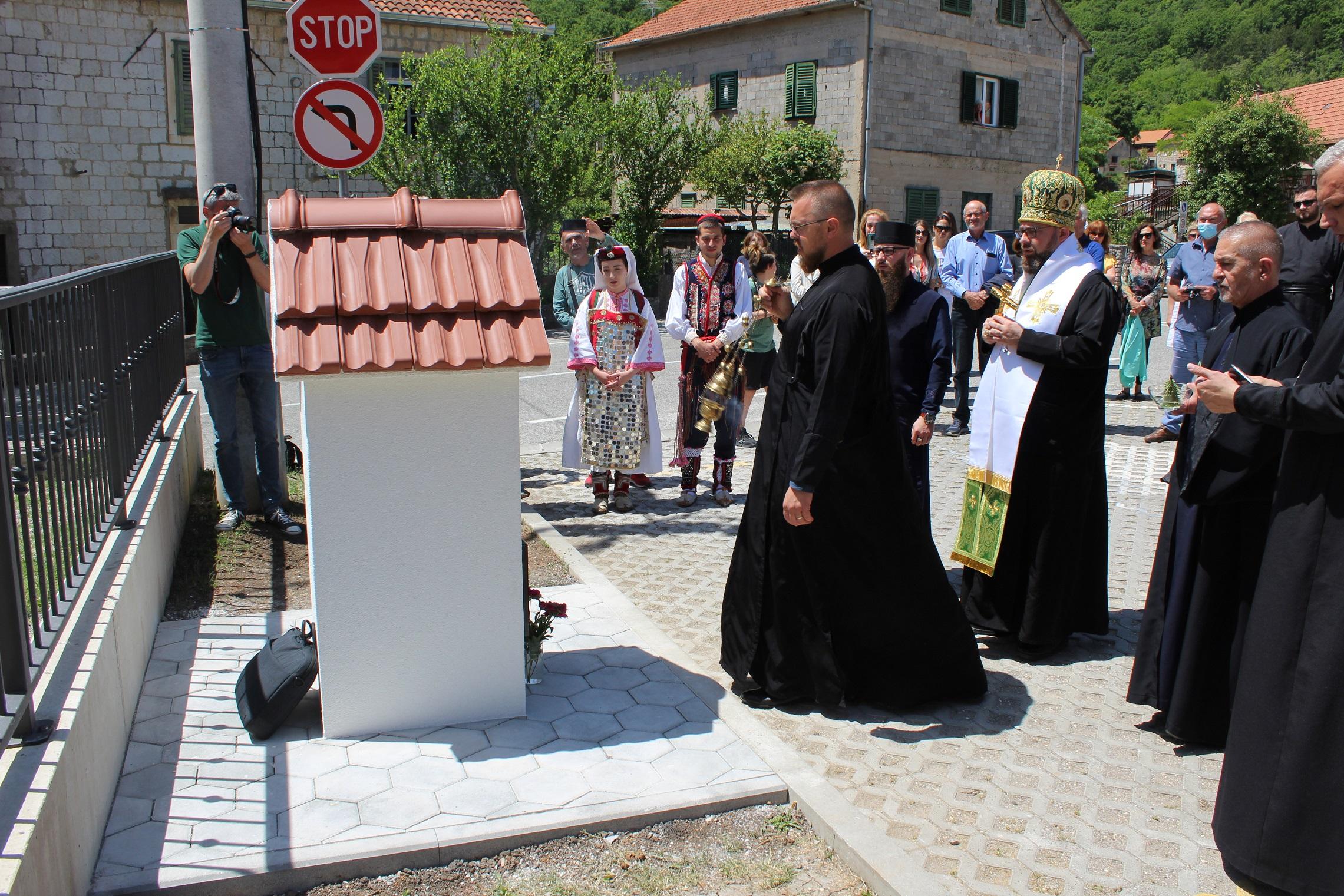 Greek Catholics return to Vrlika