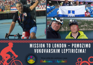 Mates to bike from Osijek to London to watch England v Croatia at Euro and raise money for charity