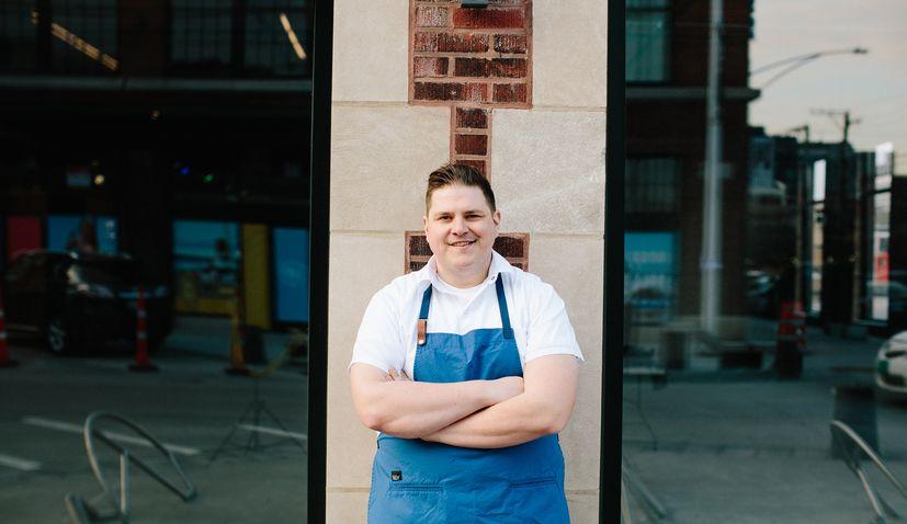 Top Chef Joe Flamm opens Adriatic restaurant in Chicago