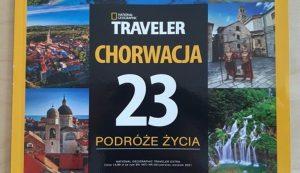 National Geographic Traveler - New Polish edition dedicated to Croatia