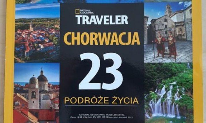 National Geographic Traveler – New Polish edition dedicated to Croatia