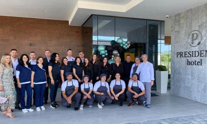 Former Croatian international opens luxury hotel in Herzegovina