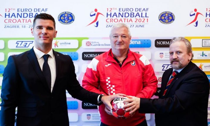 Croatia to host European Deaf Handball Championships for first time