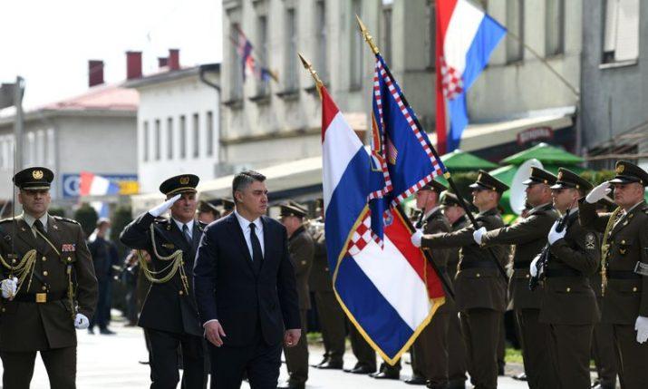 Croatia commemorates 26th anniversary of liberation of western Slavonia in Operation Flash